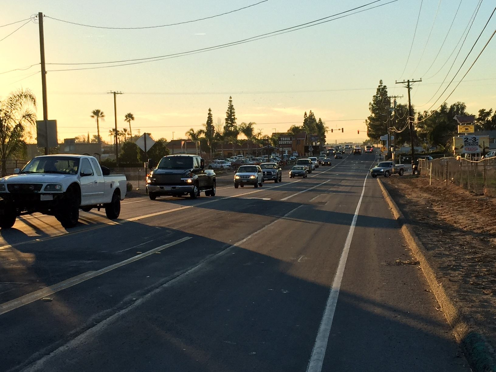 Limonite Avenue Widening Project